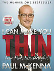 I Can Make You Thin: New Full Colour Edition (Includes Free DVD and CD) by Paul McKenna (Paperback, 2010)