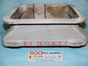 FIAT-500-F-L-R-126-COPPA-OLIO-MOTORE-IN-ALLUMINIO-4-kg-ALQUATI-SPORTIVA-CORSA