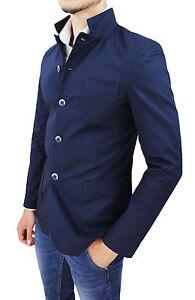 giacca uomo slim collo coreano