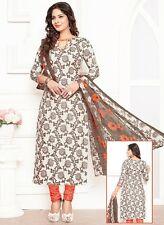 Elegant Cotton Designer Printed Dress Material Salwar Suit .No RCS1251