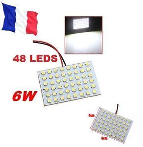 KIT-ECLAIRAGE-48-LEDS-6W-ULTRA-PUISSANT-12v