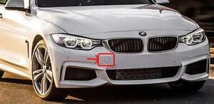 BMW-f32-f33-f36-4-SERIE-NUOVO-ORIGINALE-M-Sport-Paraurti-anteriore-Coperchio-gancio-di-traino