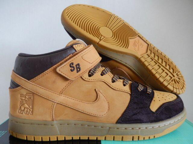 Nike SB Dunk Mid Pro Cappuccino Bronze