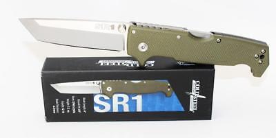 Cold Steel Knives SR1 Lockback Tanto 62LA