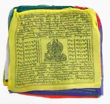 Gebetsfahnen aus Nepal, groß, Gesundheit/Schutz,Wohlstand/Glück, Frieden, Erfolg