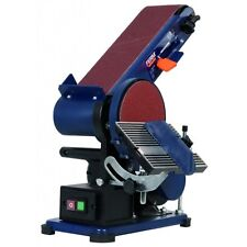 FERM BGM1003 Bench Sander 150mm, 375W, 1400 rpm - Manufacturer Warranty