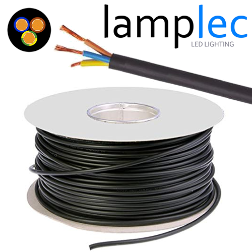 Rubber Cable 4 x 2.5 mm² H07RN-F H07 H07RNF HO7 HO7RNF cut to order price per m