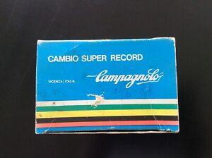NOS/NIB Campagnolo Super Record rear derailleur.