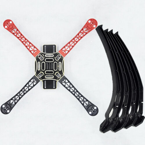 Landing Gear Skid F450 Quadcopter Kit For F450 F550 FPV RC Rack PCB Frame Arms