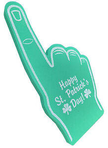 St Patrick s Day Foam Hand lfqJ1Rt7-09112958-739594781