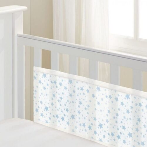 Breathable Baby MeshCot Liner Bumper