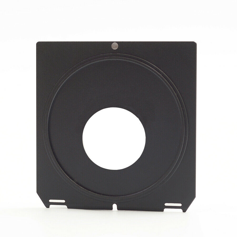 Linhof Technika 70 6x9 6mm recessed hat lens board Compur #00 26.5mm