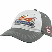 Kevin Harvick 29 Here's To The Heroes Budweiser Chase Authentic's Hat