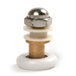4x-Shower-Door-Rollers-Runners-Single-Wheels-Pulleys-Replacement-19-23-25-27mm