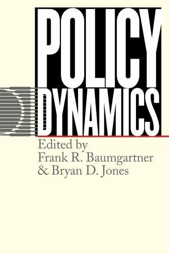 Policy Dynamics by Baumgartner, Jones  New 9780226039411 Fast Free Shipping+=