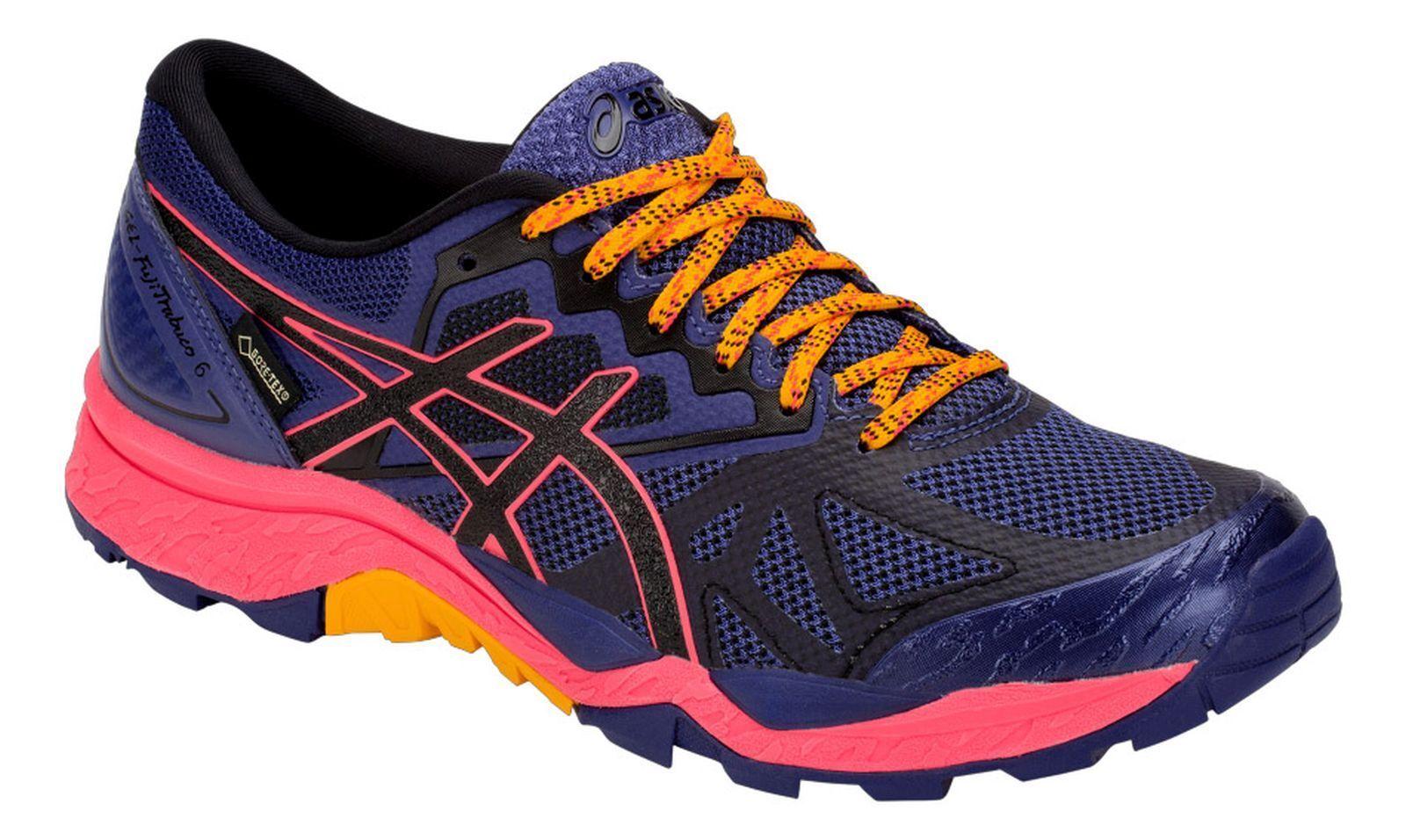 Asics Women's Running shoes Matrimonial Fujitrabuco 6 G-Tx bluee Multicolour