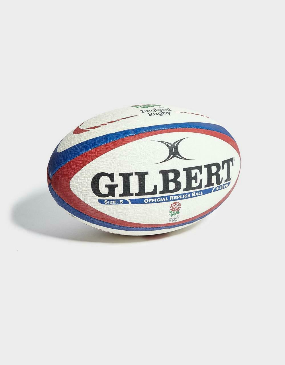 New Gilbert England Replica Rugby Ball from JD Outlet
