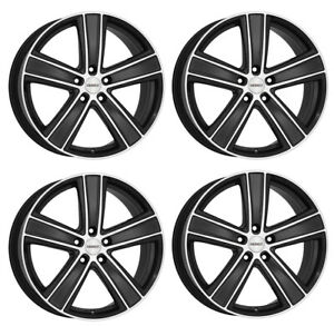 4-Dezent-TH-dark-wheels-8-0Jx18-5x114-3-for-SUZUKI-Grand-Vitara-Kizashi-Swift-Sp