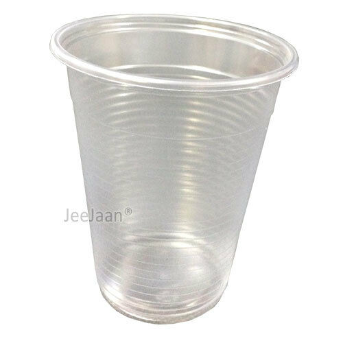 5000 x Clear Disposable Plastic 7oz Cups Cold Drink Tumbler Water Juice Party