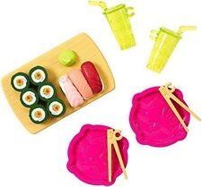 Barbie SUSHI Set Accessories