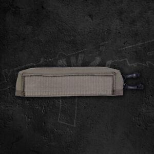 MK4 Tactical Vest Chest Rig Front Zipper Bag Pouch Panel Cover Bag for MK3