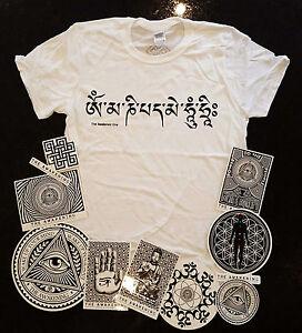 The-Awakening-Awakened1-T-shirt-in-White-Brand-New-FREE-Sticker-Set-Was-20