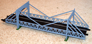 1-32-Scale-Suspension-Bridge-Kit-for-Scalextric-Other-Static-Layouts
