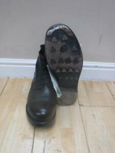 BRITISH-DADS-Army-Ammo-Parade-Drill-CSG-HOBNAIL-Guards-Boots-steampunk-SZ-8