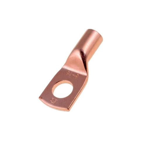4x OCZ-016//8 Rohrkabelschuh M8 16mm2 Klemmverbindung für Leitungen