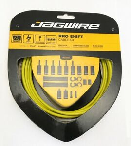 Jagwire Pro Shift Kit Road//Mountain SRAM//Shimano Red
