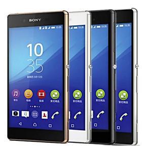 Sony-Ericsson-Xperia-Z3-E6553-4G-LTE-32GB-5-2-034-Smartphone-Unlocked-3-Colors
