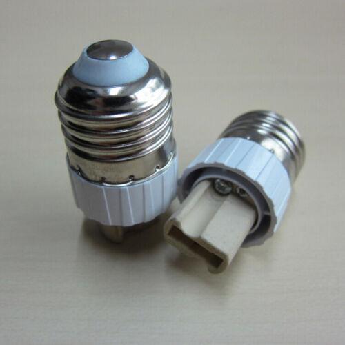 E27 TO G9 Adapter Umbaustein G9 Sockel Adapter Lampenhalter 4HK