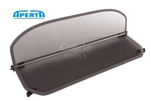 WINDSCHOTT in GRAU BMW 3 REIHE CABRIO 2006-2013 E93 /> 3ER /> WINDSTOP /> WINDSCHOT