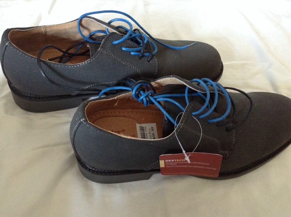Dexter 7.5 Comfort men shoe. size 7.5 Dexter gray 1e09de