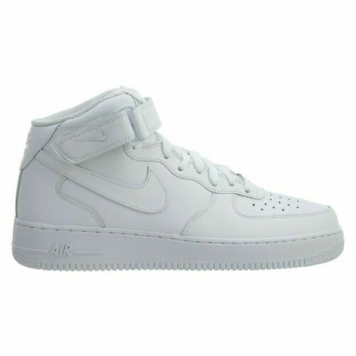 Size 11 - Nike Air Force 1 Mid '07 White 2017 for sale online   eBay