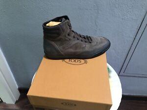 a712e4ba6a TOD'S Tods Hogan scarpe uomo shoes Sneaker in pelle - Italia - TOD'S Tods Hogan  scarpe