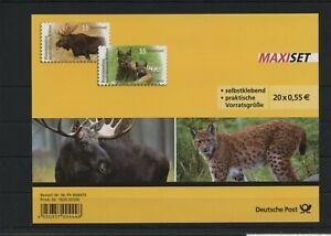 Germany-BRD-Federal-Folienblatt-RC-21-Postmarked-Used-More-See-Shop