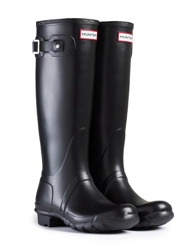 Hunter Original Tall Rain Boot High Quality Stylish Retail 160