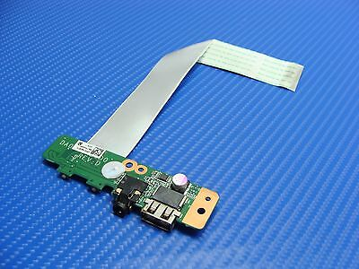 "HP Pavilion 13-a010dx 13.3/"" OEM USB Audio Button Board 33Y61AB0010 DA0Y61AB6D0"