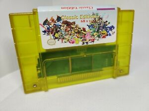 Super-68-in-1-Nintendo-SNES-Game-Cartridge-16-Bit-Multicart-NTSC-Free-Shipping