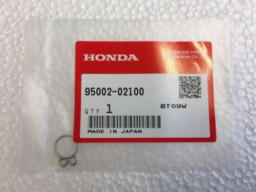 B10 TUBE Honda NSF250R Moto3 Air Box CLIP 95002-02100