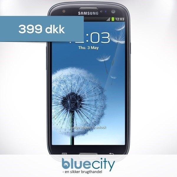 Samsung Samsung Galaxy S III (GT- I9300) 16GB Sort, Samsung