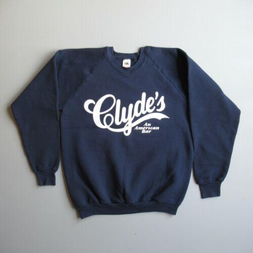 Vintage Clyde's Bar Sweatshirt Shirt Fruit of the