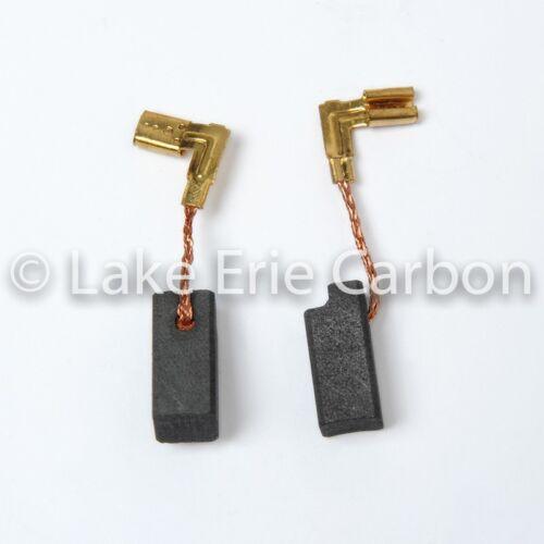 Skil//Bosch//Rotozip//Dremel Carbon Brush 350350 350351 353931 2610353931 Set of 2