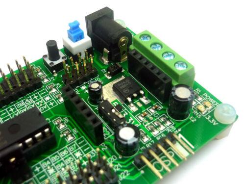 Microchip 28pin PIC16F886 Plug /& Play Development Board iCP05 iBoard Lite