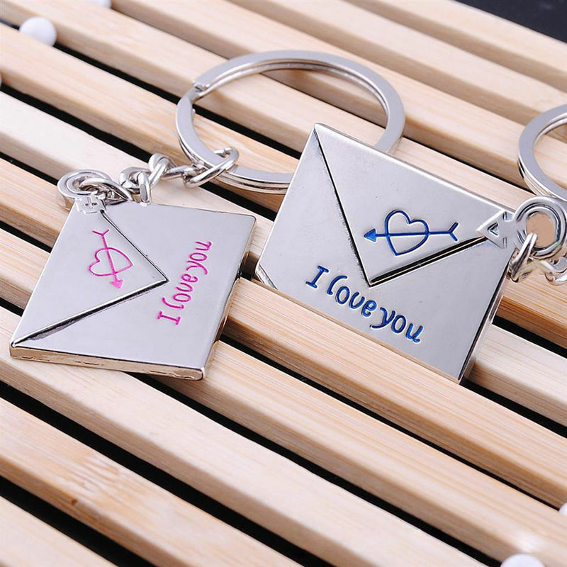 Envelope Pendant Key Chains w  pyramid candle,  5 1 2  high