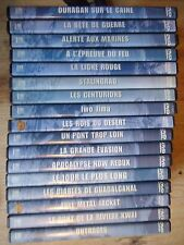 ********************* LOT 17 DVD FILMS DE GUERRE ATLAS *******************