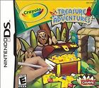 Crayola Treasure Adventures (Nintendo DS, 2007)