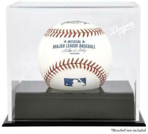 Dodgers Baseball Cube Logo Display Case - Fanatics