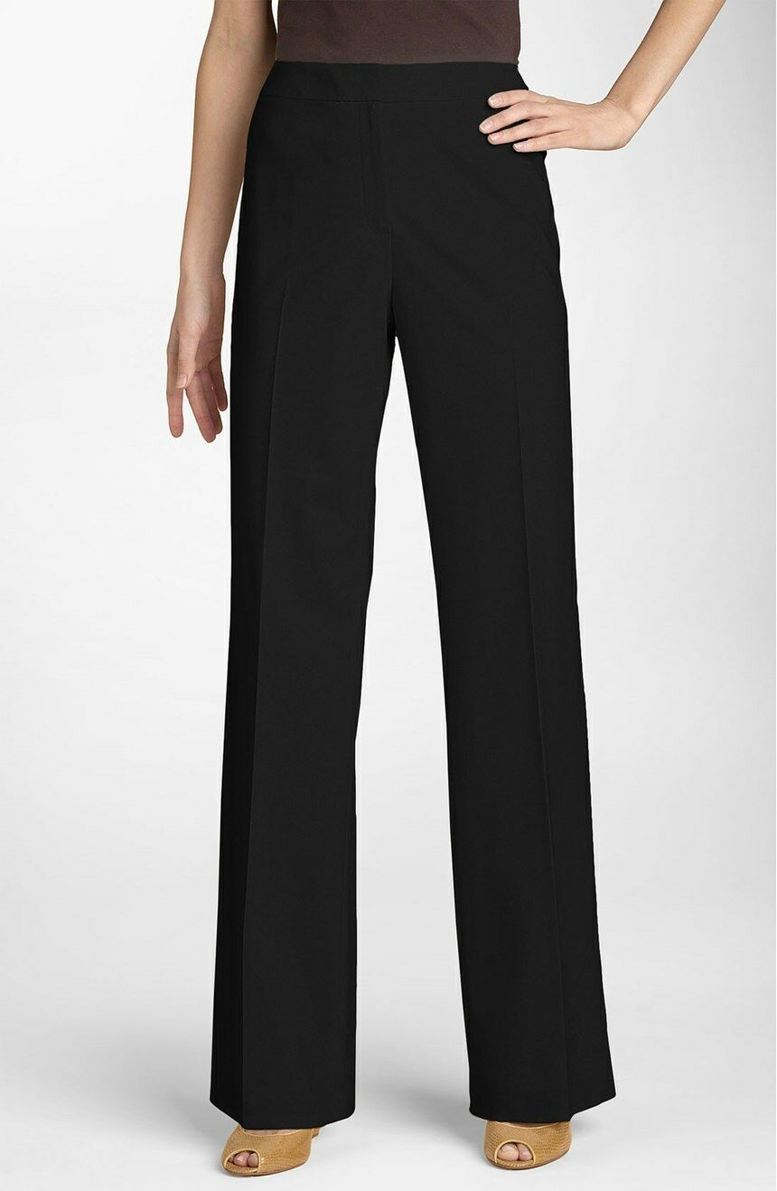 Lafayette 148 New York 'Menswear' Trousers